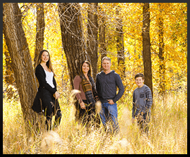 Riverwood Photography Family Portrait Session