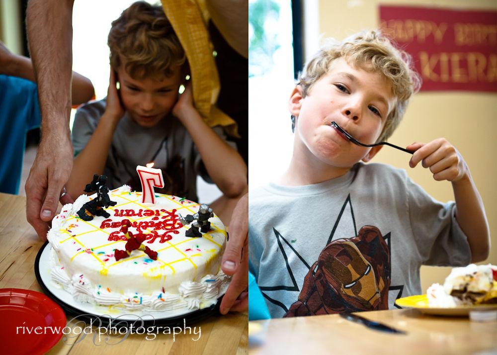 Kieran's 7th Birthday