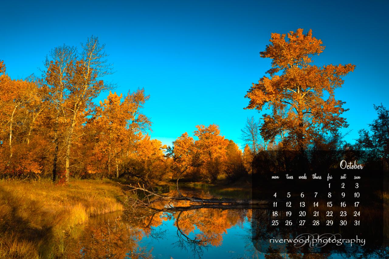 Free Desktop Wallpaper for October 2010