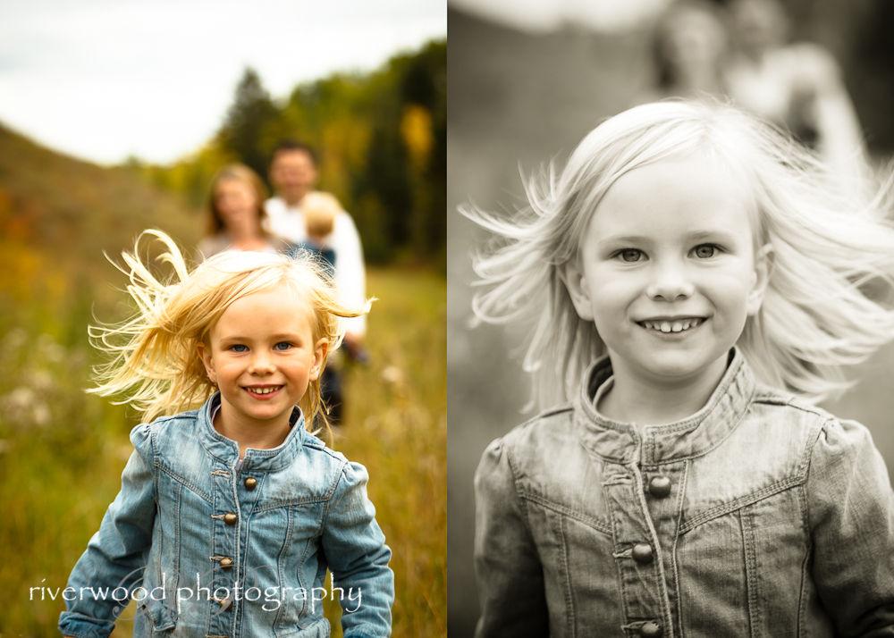 Janzen Family Portrait Session