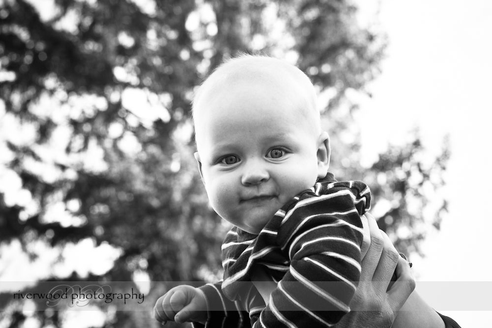 Fall Portrait Session with the Robinson Family