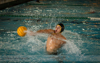 Action Photography for the Mako Waterpolo Club