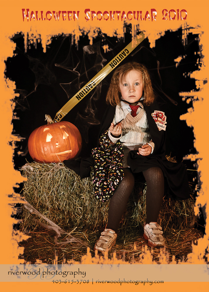 Halloween Spooktacular Portrait Session