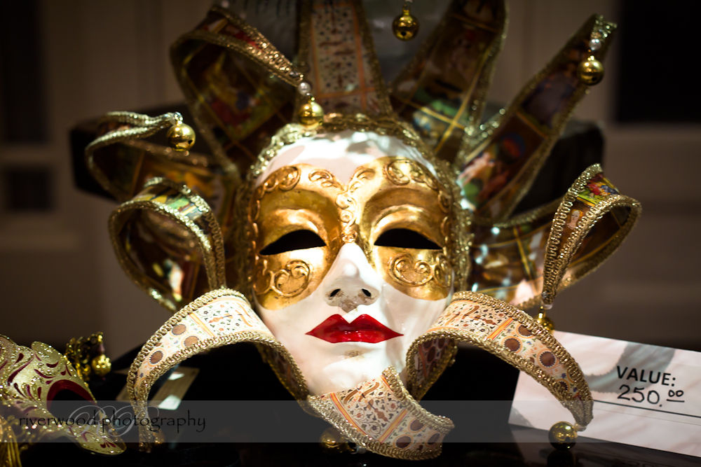 Financial Management Brokerage Masquerade Ball and Charity Auction