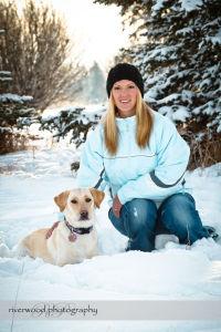People & Pet Portraits at River Park Dog Park