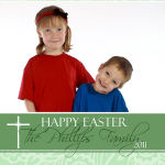 Sample Designs for Custom Designed Easter Greeting Cards