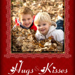 Valentines Day Photo Greeting Card Design (4)