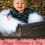 Valentines Day Photo Greeting Card Design (5)