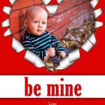 Valentines Day Photo Greeting Card Design (6)