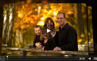 A Year in Pictures Slideshow – Short Version – Calgary Portrait Photographer