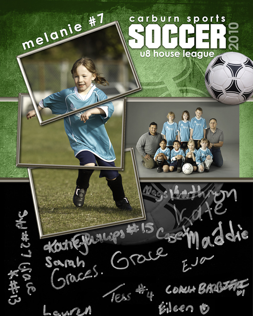 Soccer Memory Mate - Autographable