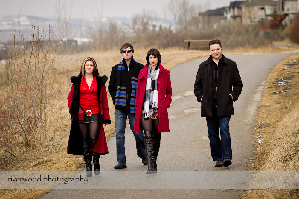 Bellewether - Band Photoshoot
