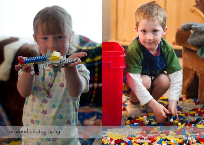 Simply Sunday - Lego