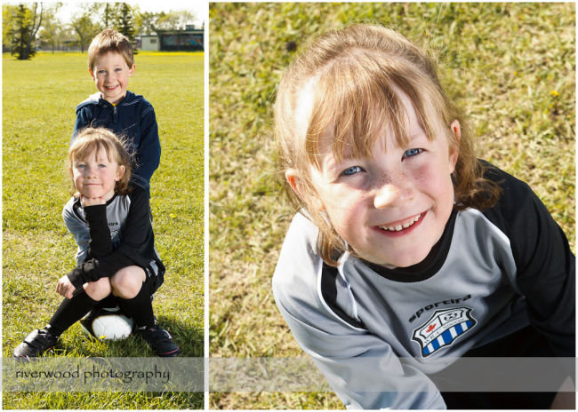 Simply Sunday - WRC Soccer Picture Day