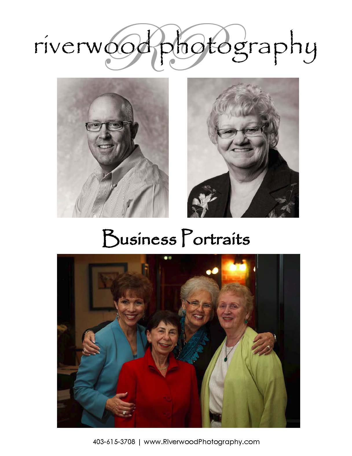 Pricing Guide for Headshots and Business Portraits