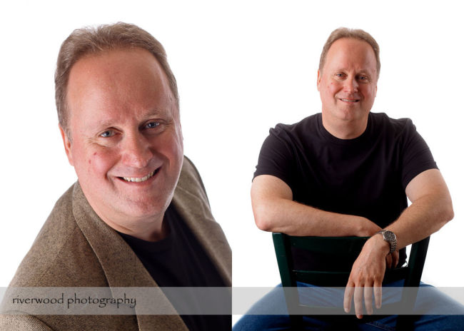 Steven Owad | Author Headshot