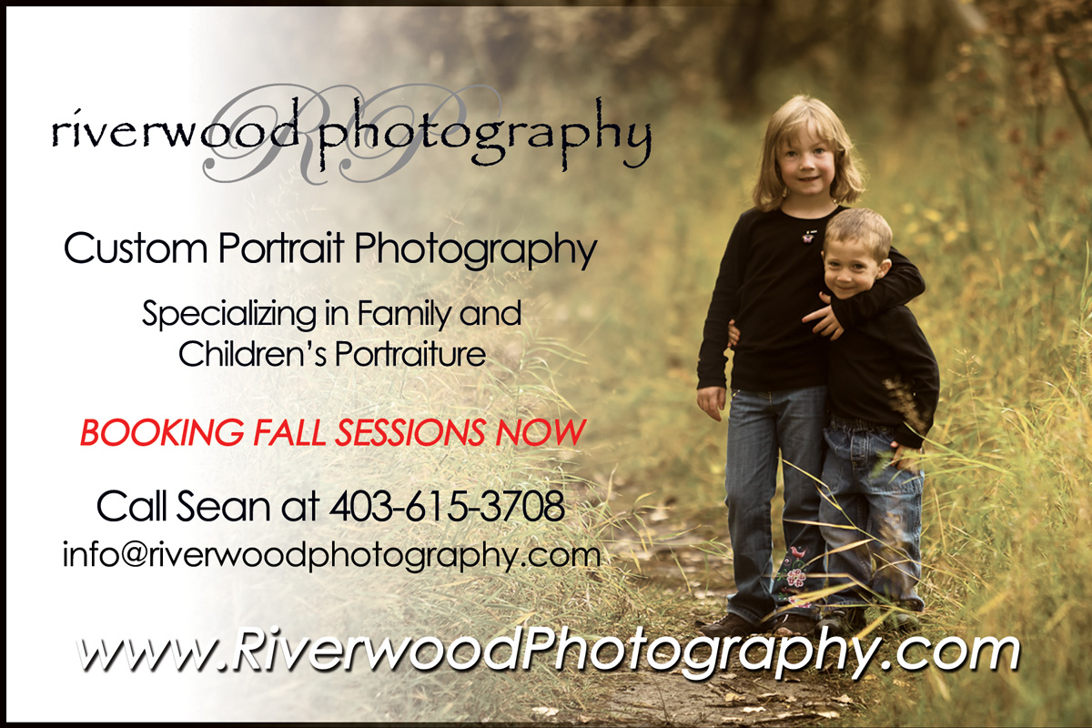 Now Booking Calgary Fall Portrait Sessions