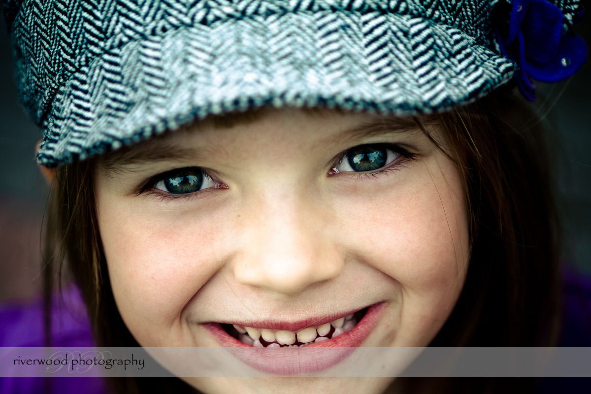 Slideshow – Children's Portrait Session with Miss B