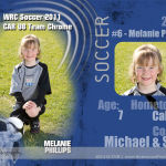 WRC Soccer - Deluxe Trader Card