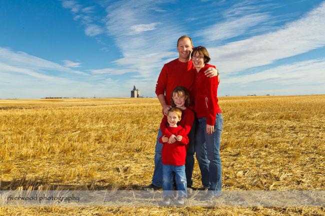 Annual Phillips-Knobel Family Portrait