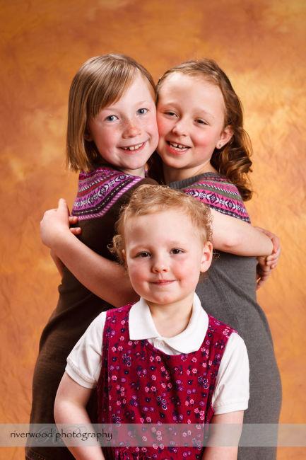 Family Portrait Session with the Phillips-Meier Cousins