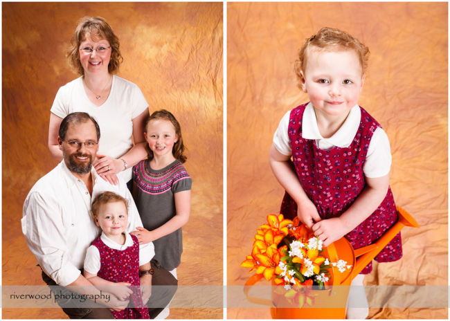 Family Portrait Session with the Meier Family (2)