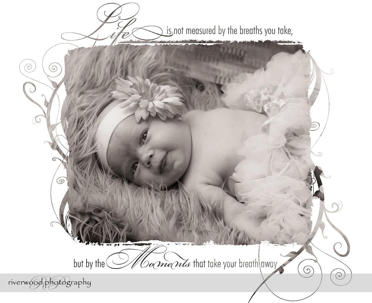 Baby Mila Davio - Calgary Newborn Portrait Session