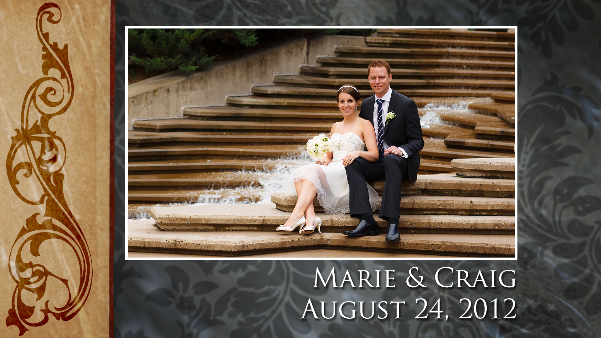 Marie & Craig - Calgary Wedding Photography