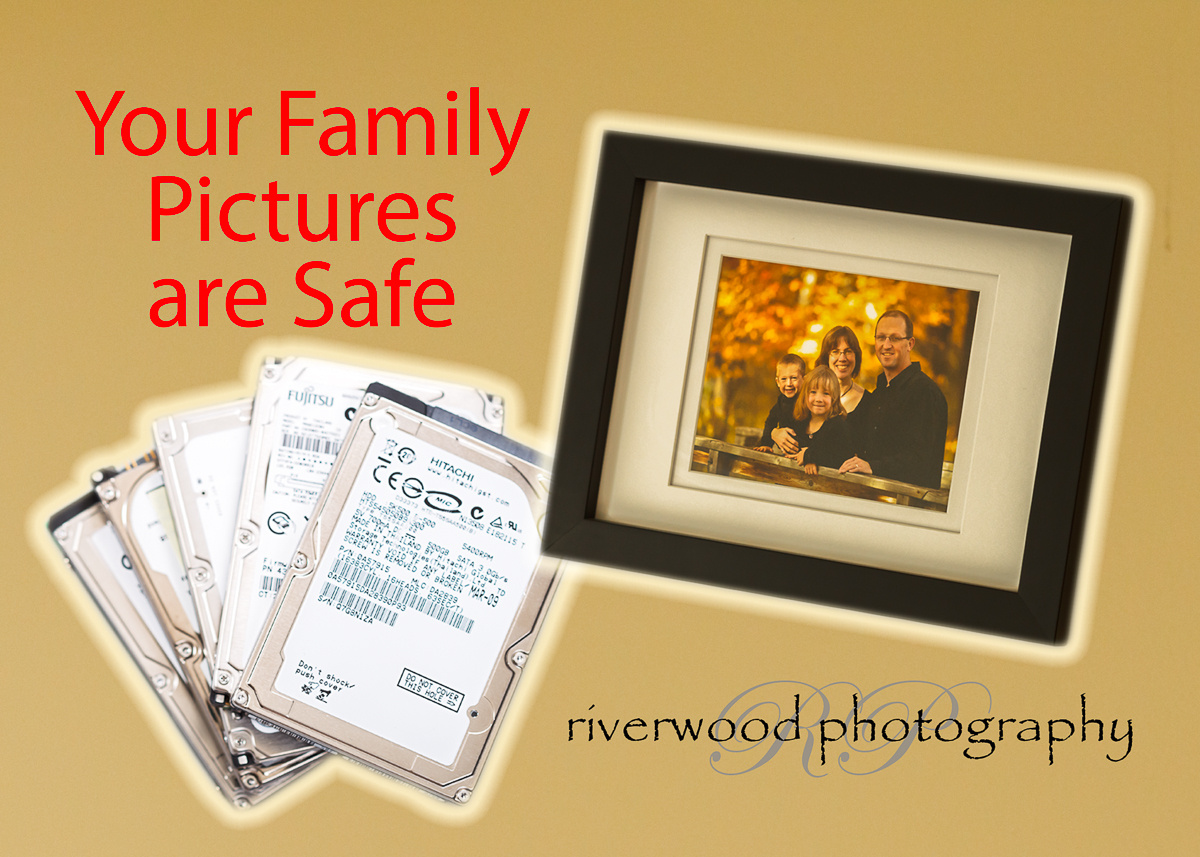Flood Damage? Your Family Pictures are Safe