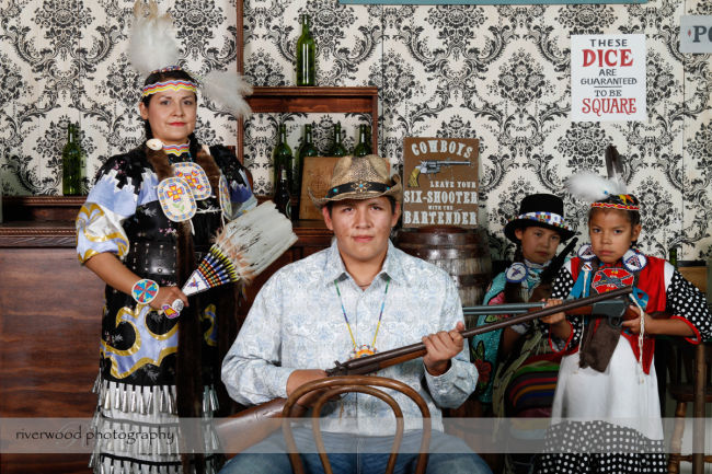Photobooths At A Calgary Stampede Lunch 403 615 3708