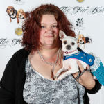 Red Carpet Pawperazzi Portrait at The Fur Ball 2013 (2)