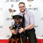 Red Carpet Pawperazzi Portrait at The Fur Ball 2013 (34)