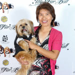 Red Carpet Pawperazzi Portrait at The Fur Ball 2013 (19)