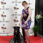 Red Carpet Pawperazzi Portrait at The Fur Ball 2013 (15)