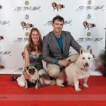 Red Carpet Pawperazzi Portrait at The Fur Ball 2013 (10)