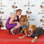 Red Carpet Pawperazzi Portrait at The Fur Ball 2013 (8)