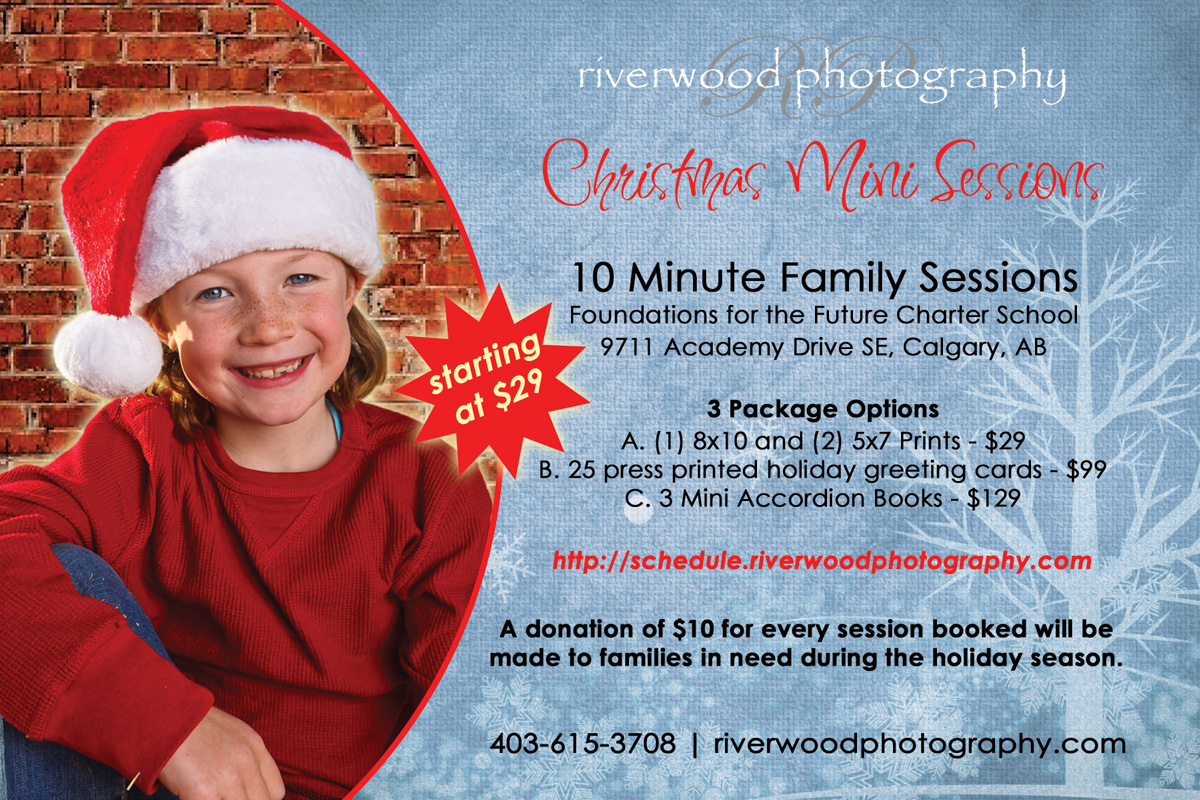 2013 Christmas Photography Mini Sessions