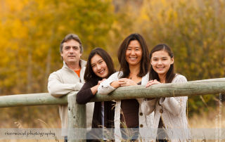 Kondo-Turner Family Fall Portrait Session