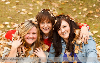 Extended Cowan Family Fall Portrait Session