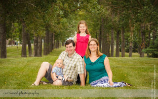 Knobel Family Portrait Session