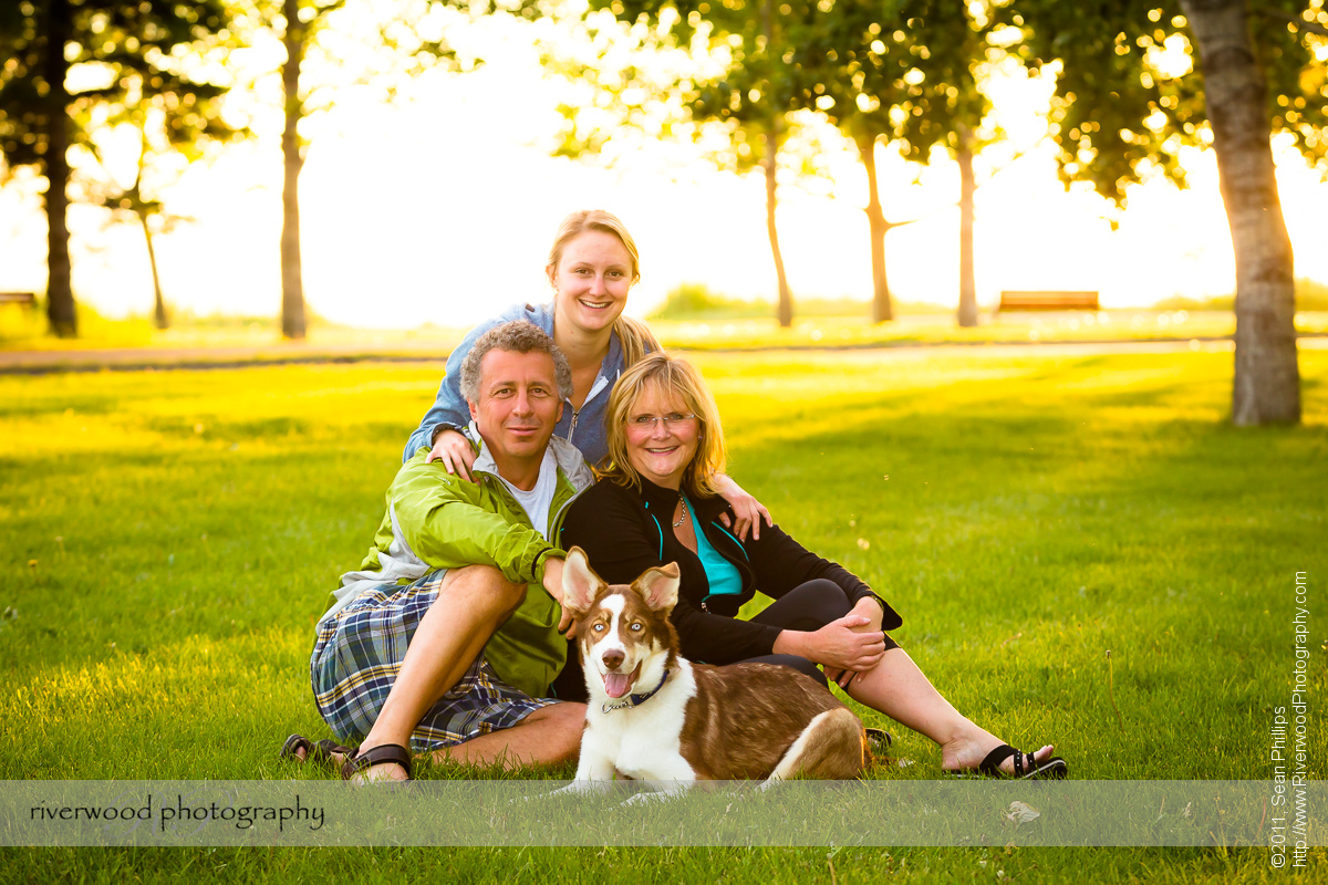 Updated Family Portrait Packages