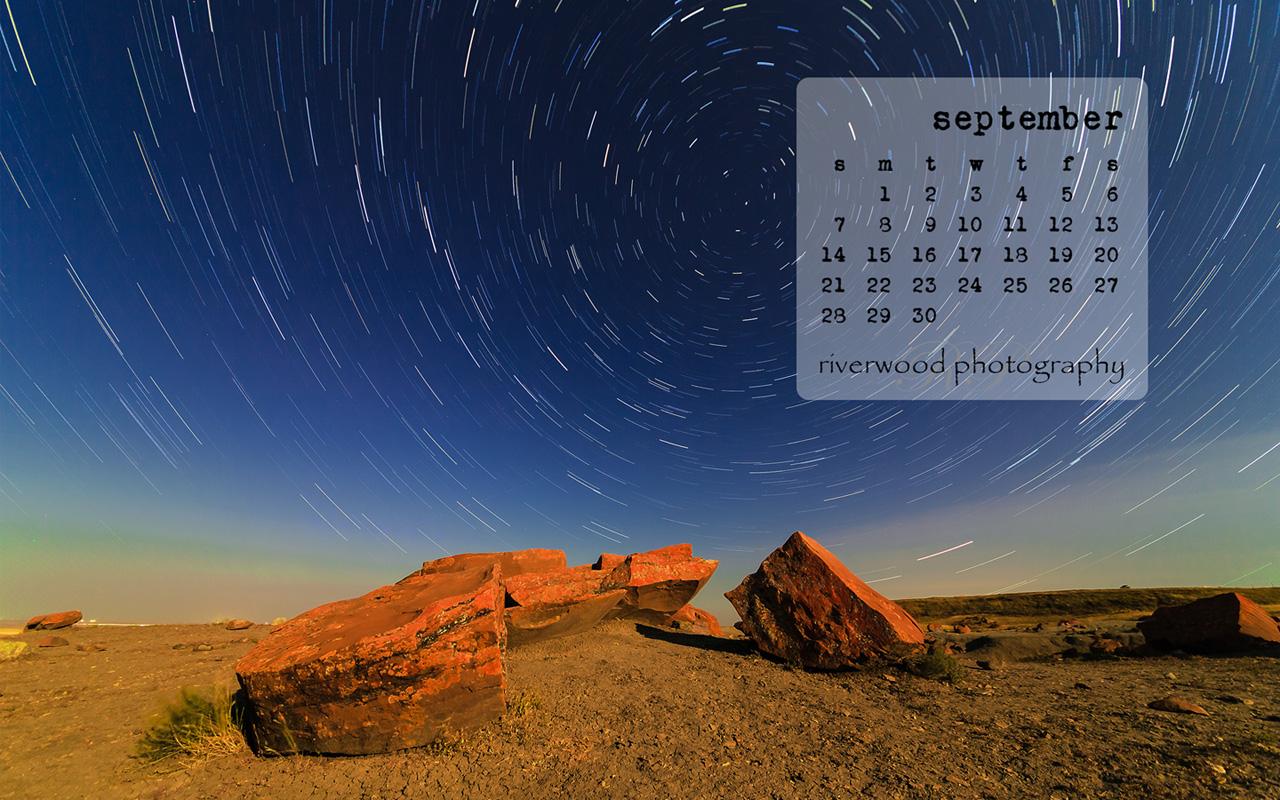 Free Desktop Wallpaper for September 2014