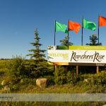Commercial Photography at Ranchers Rise at Okotoks Air Ranch