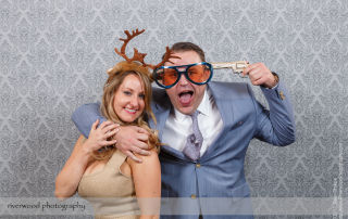 Wedding Photobooth at the Chateau Lake Louise