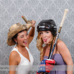 Wedding Photobooth at the Chateau Lake Louise