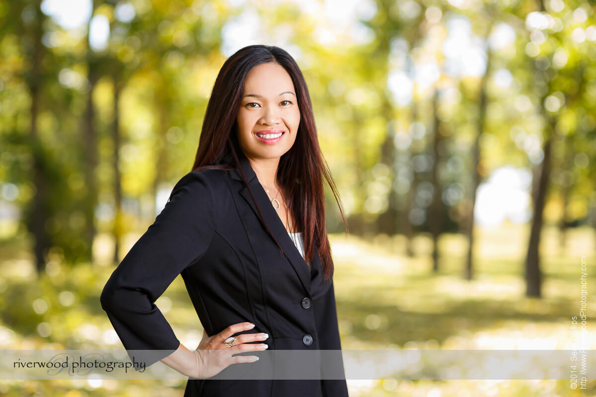 Outdoor Business Portraits