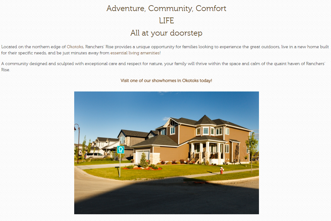 Images In Use Calgary Home Builder Website 403 615 3708