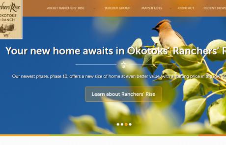 Commercial Photography at Okotoks Air Ranch