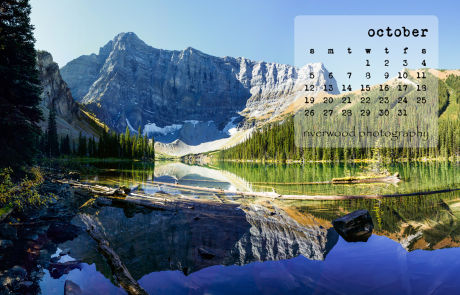 Free Desktop Wallpaper for October 2014