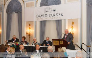 Event Photography at the David Parker Appreciation Night
